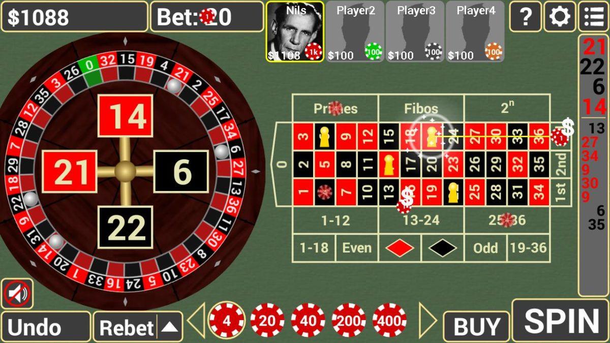 Ultra Roulette - FREE Casino